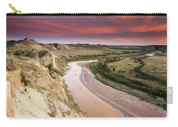 Little Missouri River Carry-all Pouch
