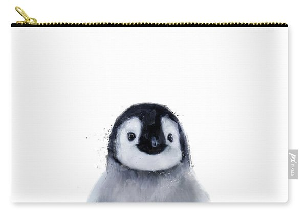 Little Penguin Carry-all Pouch