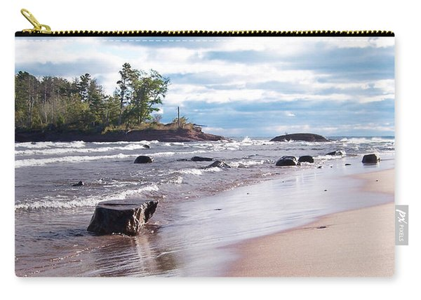 Little Presque Isle Carry-all Pouch