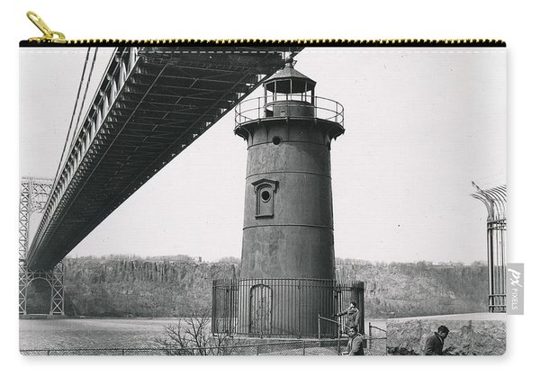 Little Red Lighthouse, 1961 Carry-all Pouch