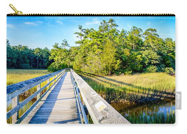 Little River Marsh Carry-all Pouch