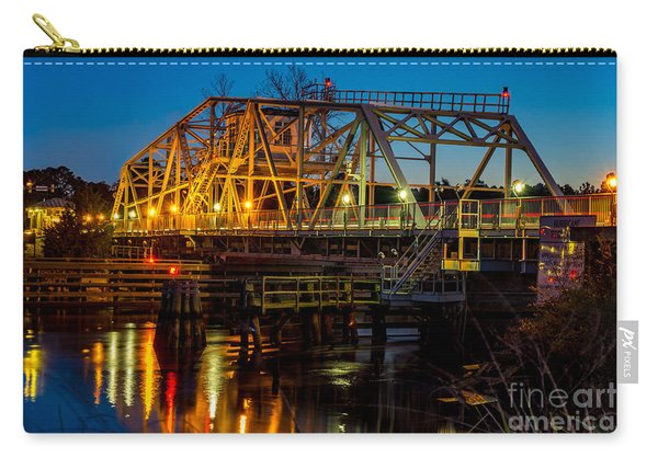 Little River Swing Bridge Carry-all Pouch