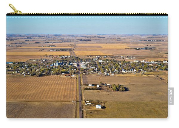 Little Town On The Prairie Carry-all Pouch