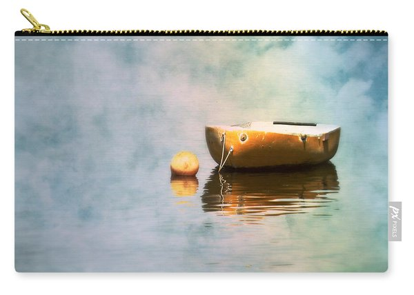 Little Yellow Boat Carry-all Pouch