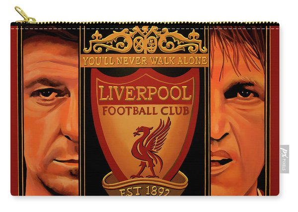 Liverpool Painting Carry-all Pouch