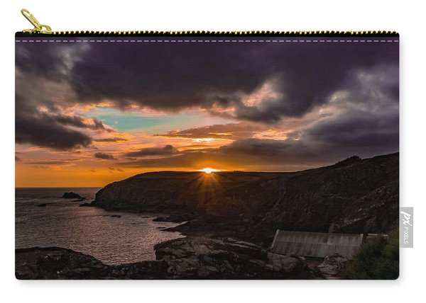 Lizard Point Sunset  Carry-all Pouch