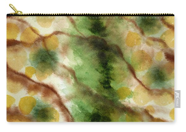 Lizard Skin Abstract Carry-all Pouch