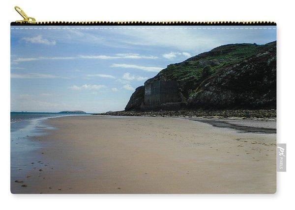 Llandbedrog Headland, Lleyn Peninsula, North Wales Carry-all Pouch