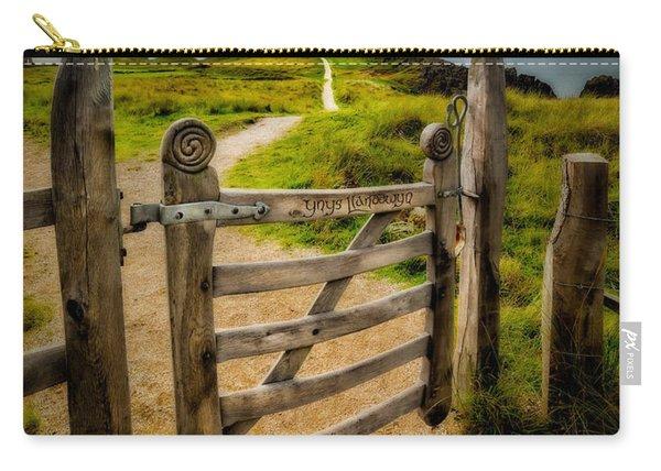 Llanddwyn Island Gate Carry-all Pouch