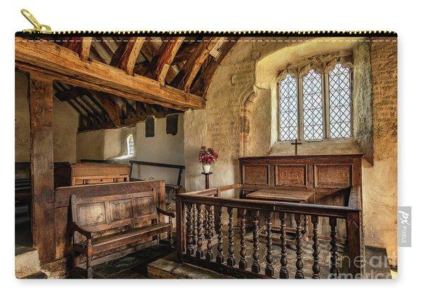 Llangelynnin Church Carry-all Pouch