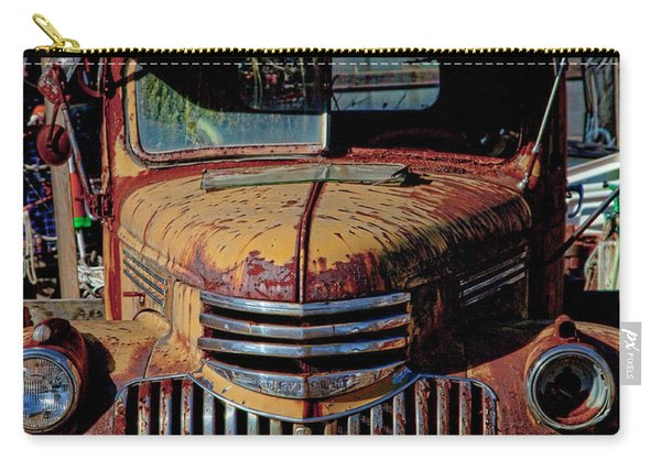 Lobster Pots And Chevys Carry-all Pouch