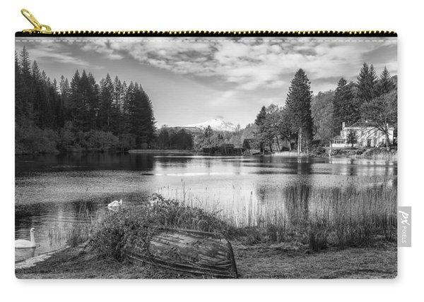 Loch Ard In Aberfoyle Carry-all Pouch