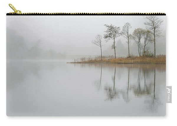 Loch Ard Misty Sunrise Carry-all Pouch