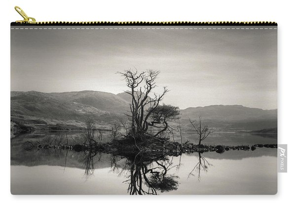 Loch Assynt Reflection Carry-all Pouch