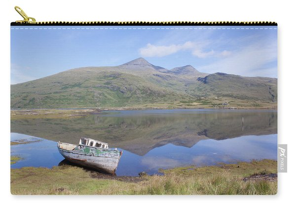 Loch Beg Reflections Carry-all Pouch