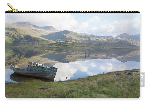Loch Beg Reflects Carry-all Pouch