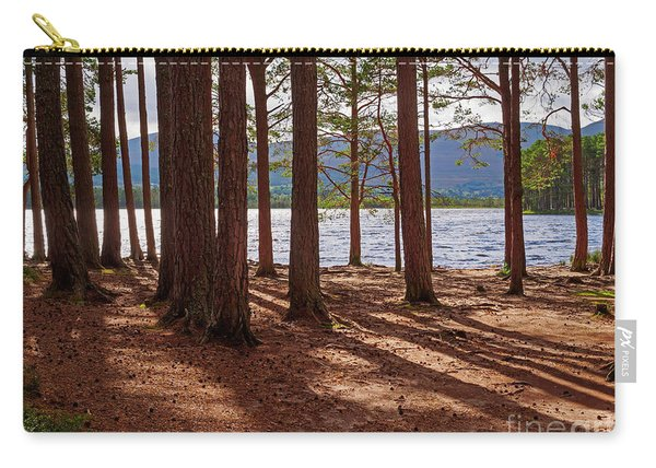 Loch Garten And The Abernethy Forest Carry-all Pouch
