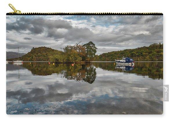 Loch Lomond At Aldochlay Carry-all Pouch