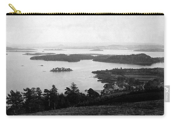 Loch Lomond Islands From Above Luss Carry-all Pouch