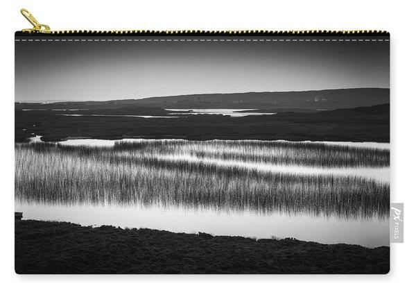 Loch Na Maracha, Isle Of Harris Carry-all Pouch