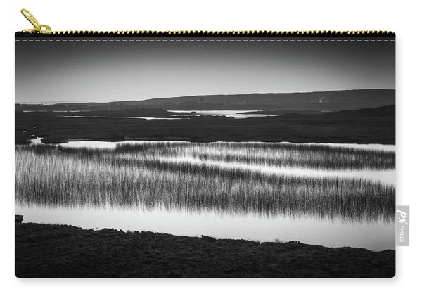 Loch Na Maracha, Isle Of Harris Carry-all Pouch