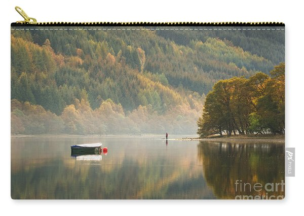 Loch Voil - Scotland Carry-all Pouch