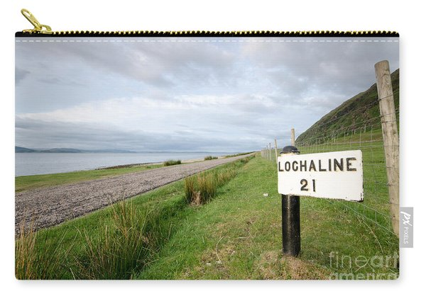 Lochaline This Way Carry-all Pouch