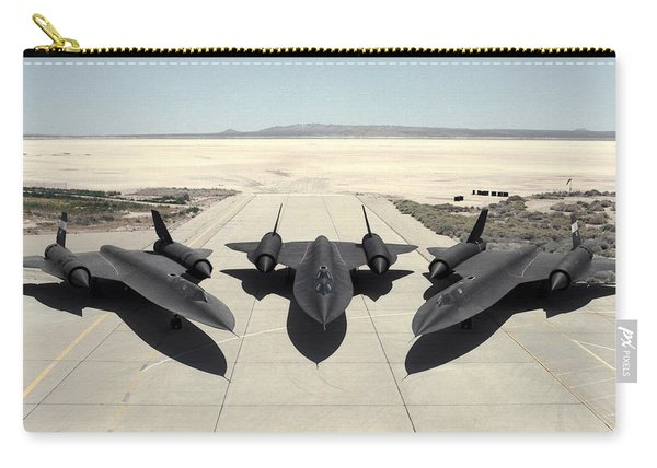 Lockheed Sr-71 Blackbird Carry-all Pouch