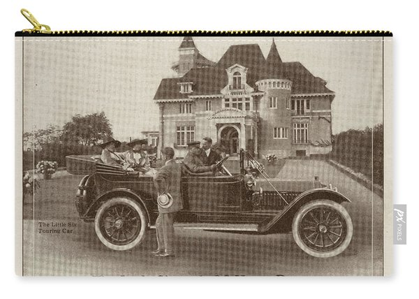 Locomobile Advertisement Carry-all Pouch