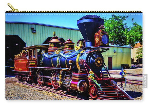 Locomotive Glenbrook Carry-all Pouch