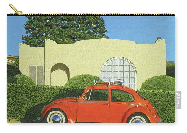 Locust St. House Carry-all Pouch