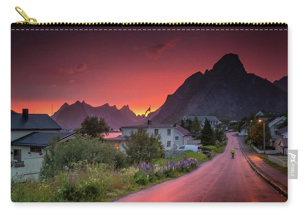 Lofoten Nightlife  Carry-all Pouch