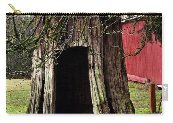 Loggers Outhouse Carry-all Pouch