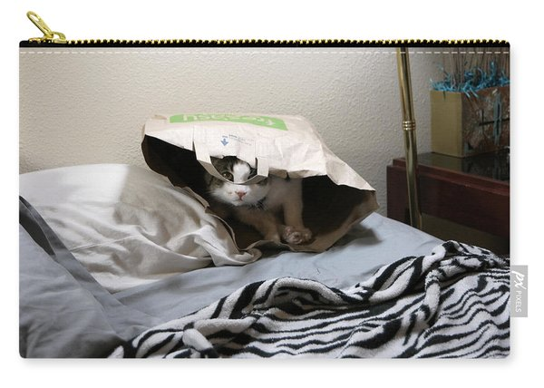 Lois's Favorite Cat Picture In The Whole Wide World Carry-all Pouch