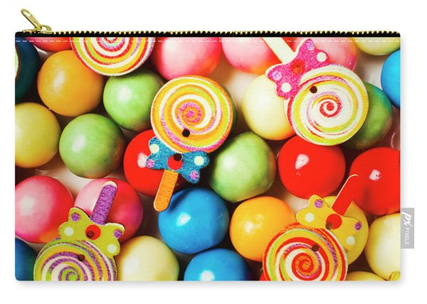 Lolly Shop Pops Carry-all Pouch