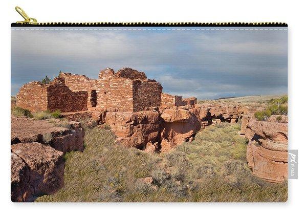 Lomaki Pueblo Ruins Carry-all Pouch