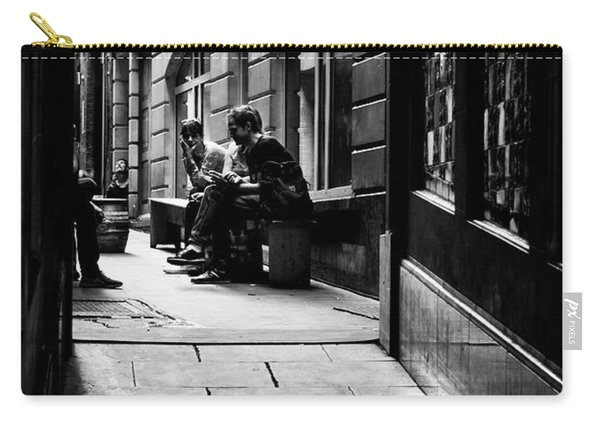 London Backstreet Alley Carry-all Pouch