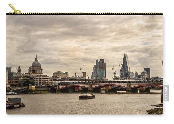 London Cityscape Carry-all Pouch