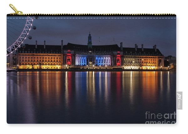London County Hall Carry-all Pouch