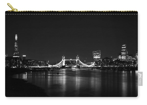 London Night View Carry-all Pouch