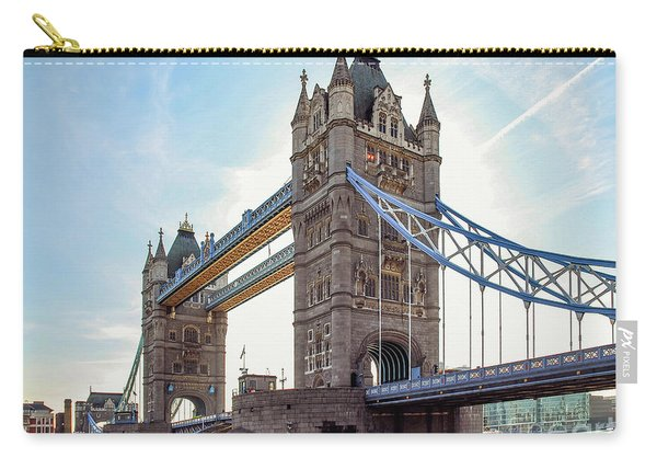 London - The Majestic Tower Bridge Carry-all Pouch