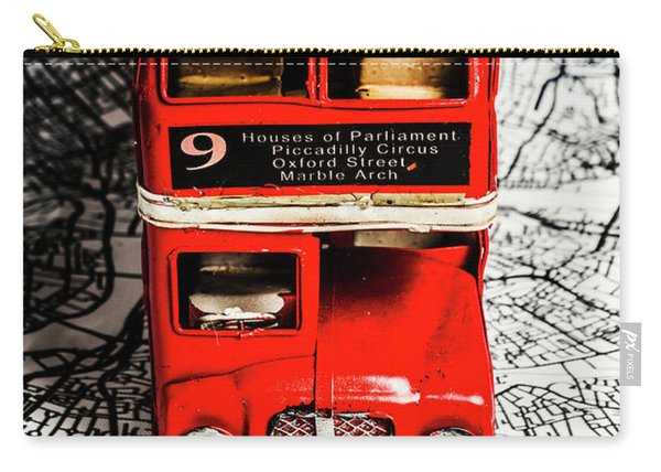London Tours Carry-all Pouch