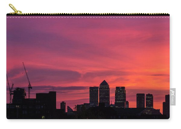 London Wakes 1 Carry-all Pouch
