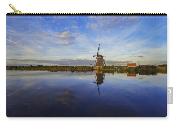 Lone Windmill Carry-all Pouch