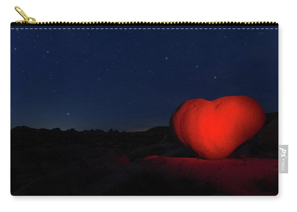 Lonely Heart   Carry-all Pouch
