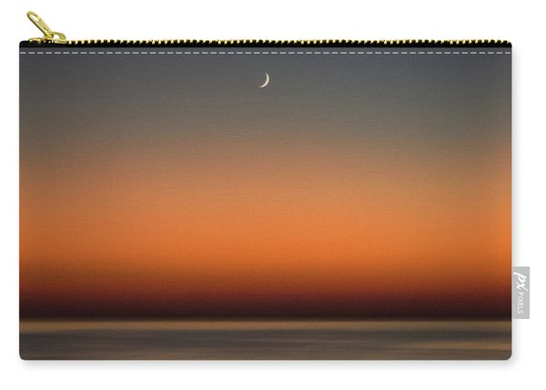 Lonely Moon Carry-all Pouch