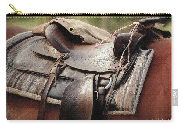Lonely Saddle  Carry-all Pouch