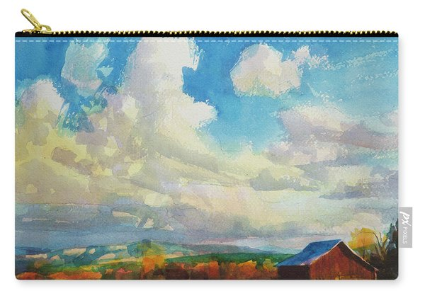 Lonesome Barn Carry-all Pouch