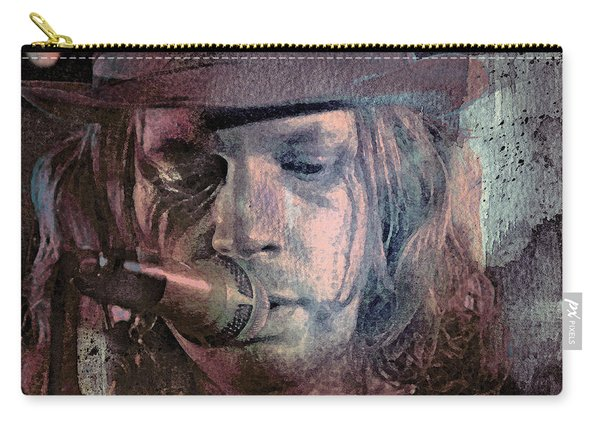 Lonesome Tears Carry-all Pouch