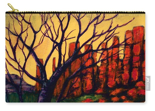 Lonesome Tree  Carry-all Pouch